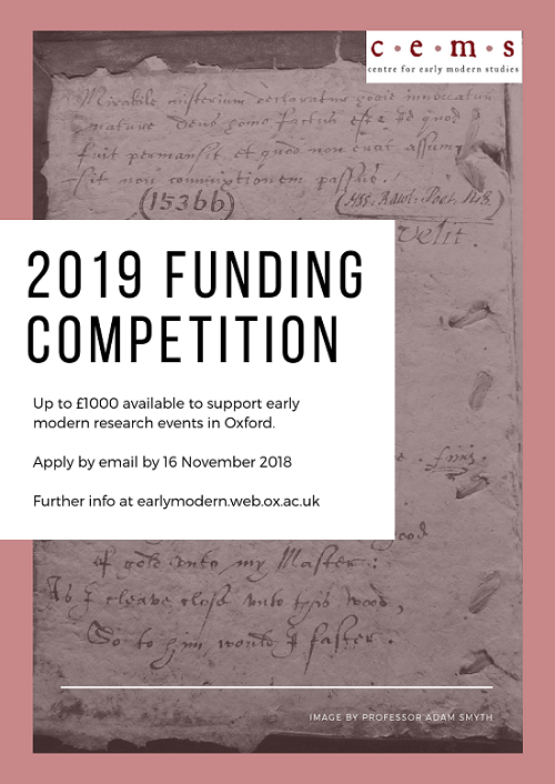 funding competition