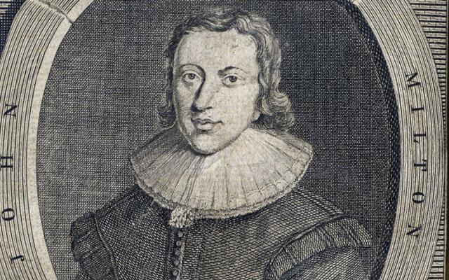 Milton, Paradise Lost title page