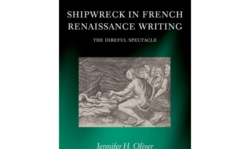 Shipwreck in French Renaissance Writing
