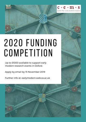 2020 Funding competition